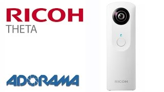 Ricoh Theta M15 Product Overview with Martin Dorey