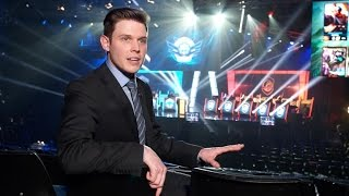 League of Legends: Inside the hype with a pro commentator