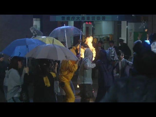 【宇哥】男人连杀4人仍不悔改,竟在雨天遭到报应,当众自燃!《世界奇妙物语:燔祭》