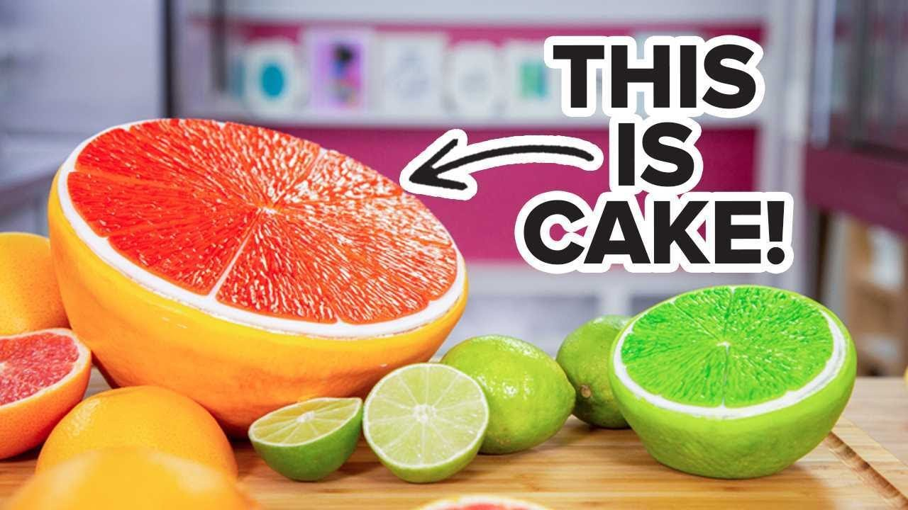 You Won't Believe It's CAKE! | How To Cake It Step By Step