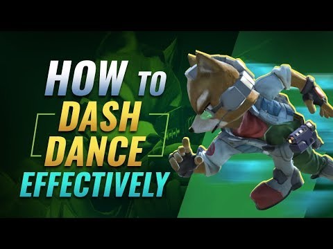 How To Dash Dance Effectively In Smash Bros Ultimate
