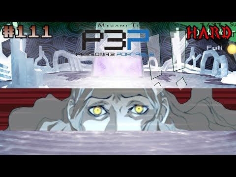 Rewolwer Dżyzus | Persona 3 Portable [HARD] #111