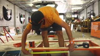 Orange Sky Laundry - The Build Cairns Van