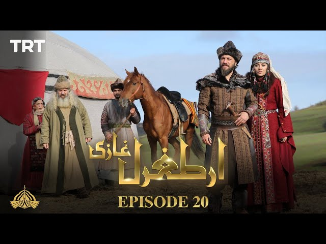 Ertugrul Ghazi Urdu | Episode 20 | Season 1