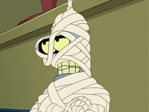Bender On The Afterlife Youtube