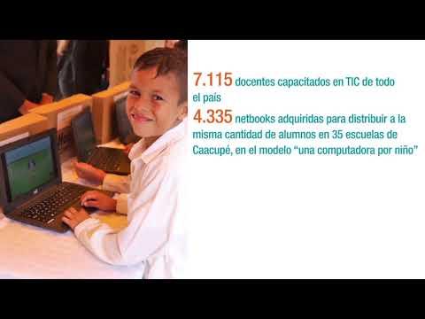 Mejoramiento de las condiciones de aprendizaje mediante la incorporación de TIC