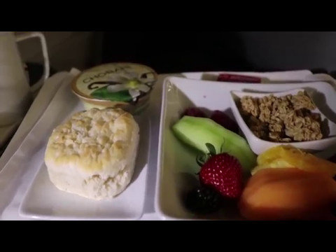 American Airlines Business Class A330-300 | Charlotte-London | Short Version | Trip Report 2017