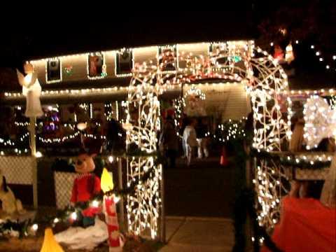 christmas in pitman grove motion figures - Pitman Christmas Lights