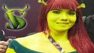 WindyGirk será Fiona en Shrek 5, Geiser Embarazado | Dracer News