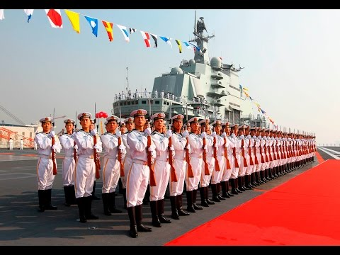 Top 10 Biggest Warships 2015