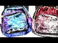 Stylish Sequins Wear-proof Travel Shopping Backpack for Girls Wholesale