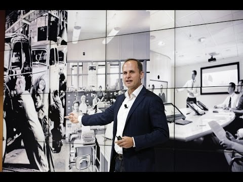 Laszlo Bock on how Google is changing the nature of work