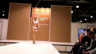 Dimanche S.r.l. - Видео с выставки Lingerie Expo, сентябрь 2014 (Купить женское белье опт)(С 15 по 18 сентября в Москве проходила Международная бельевая выставка в МВЦ «Крокус Экспо». Холдинг Dimanche..., 2014-10-22T05:31:05.000Z)