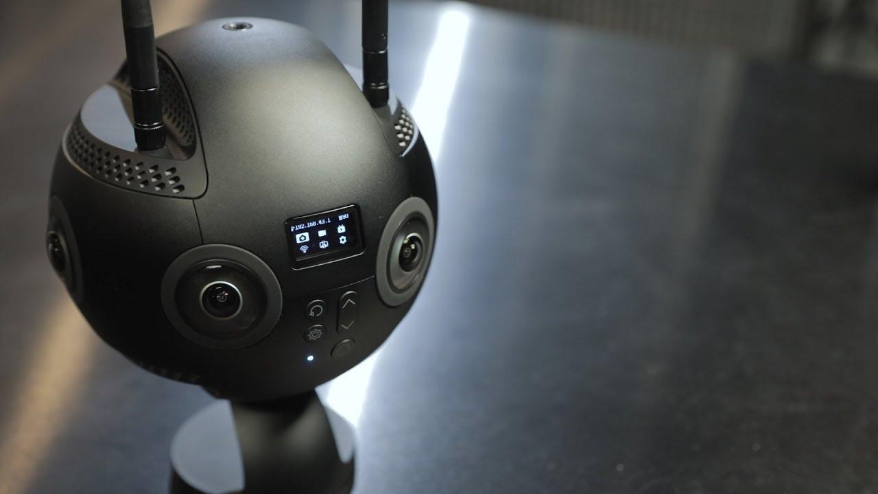 Hasil gambar untuk Insta360 Pro 2 Professional
