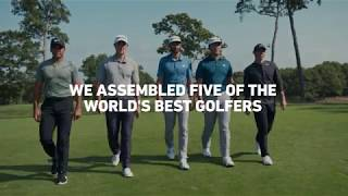 #5CRAMBLE HOLE 1 | TaylorMade Golf
