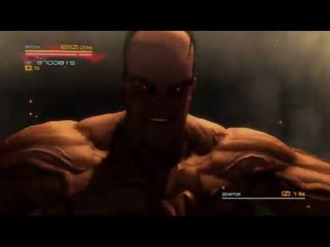 Metal Gear Rising: Revengeance - What happens if you beat Armstrong before the actual fight? |