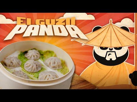 DUMPLINGS de KUNG FU PANDA | EL GUZII