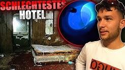 Das SCHLECHTESTE Hotel in Hamburg.