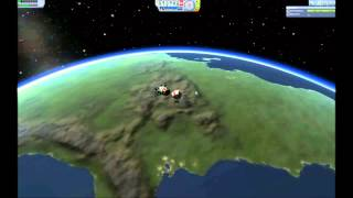 KSP 0.24 Geofmy Rescue Mission, 1st try success