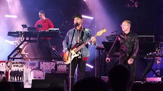 Linkin Park Shadow of the Day feat Ryan Key from Yellowcard Hollywood Bowl LA 10 27 2017