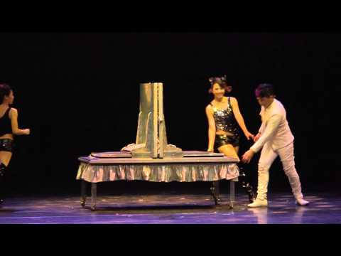 Master illusion show (las vegas magic) Taiwan Jiang Hao