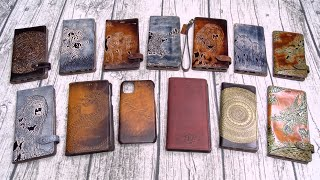 Exclusive Premium Leather Cases For iPhones, Galaxy's And More!