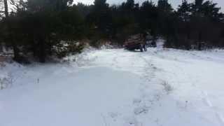 Toyota snow