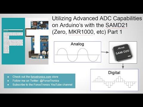 ForceTronics: Utilizing Advanced ADC Capabilities on