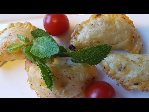 chaussons-au-thon-avec-la-pâte-feuilletée-شوصون-بالتونة-سهل-والمذاق-رائع