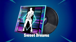 Fortnite Sweet Dreams - Daydream Remix 1 Hour! Season X / 10 Battle Pass Backround Music