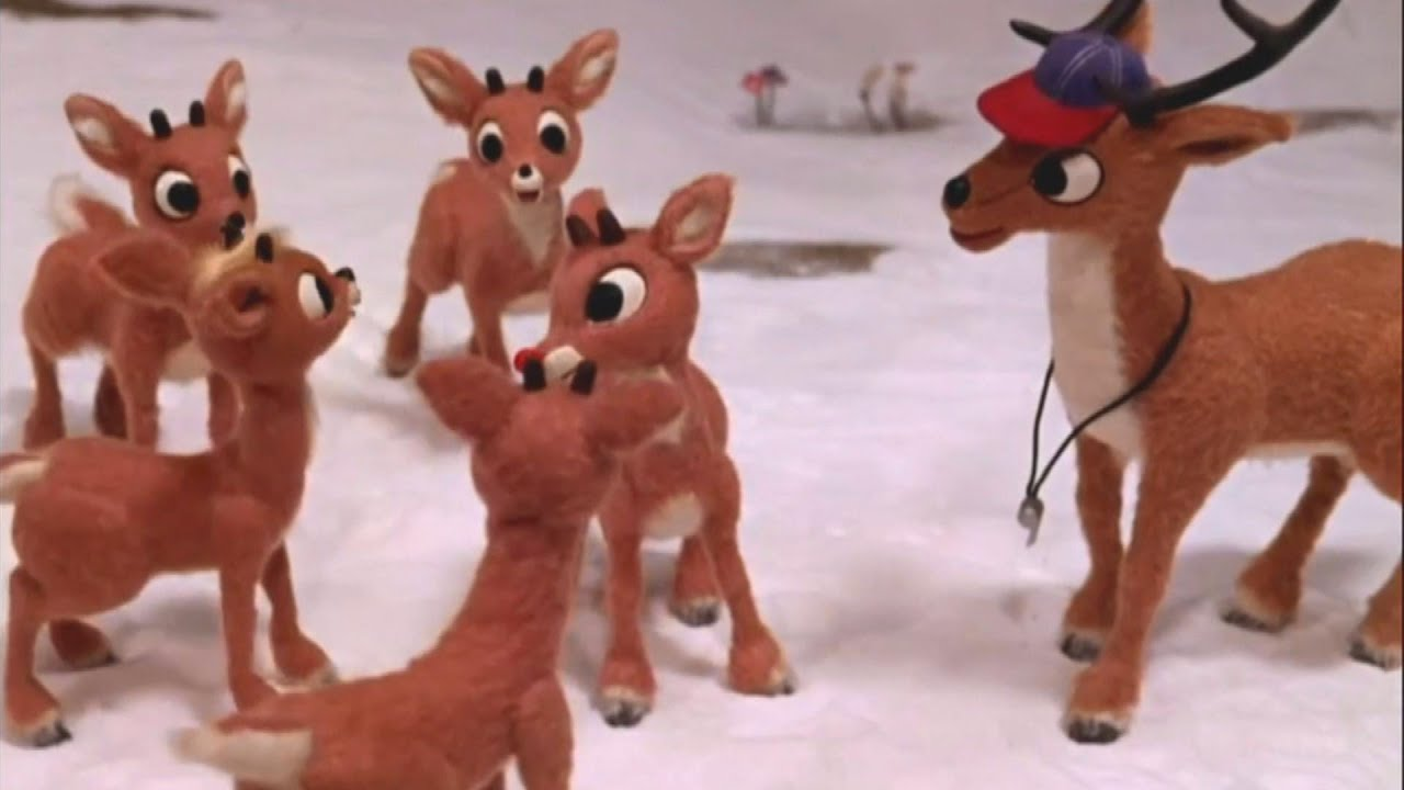 Rudolph, The Red Nosed Reindeer lyrics