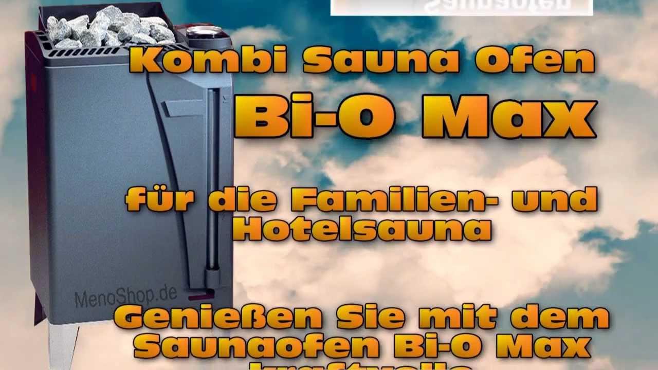 EOS BiO MAX, EOS Saunaofen mit Verdampfer - Bio Saunaofen von EOS ...