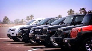 Stage de pilotage 4X4 Jeep Academy Maroc