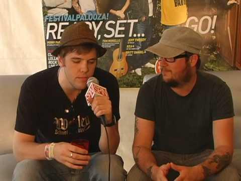 Lollapalooza '07: Isaac Brock