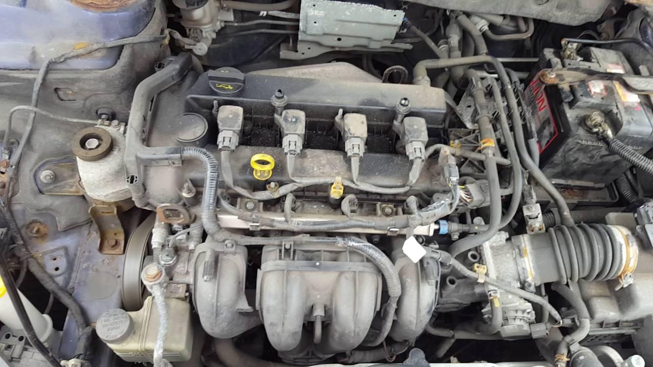 Контрактный двигатель Mazda (Мазда) 2.0 LF17 / LF18 | Где купить? | Тест мотора