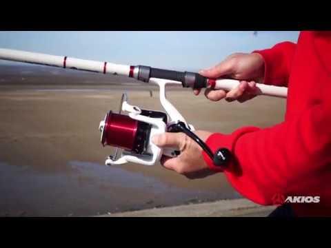 Akios Airloop R8 Reel Surf Casting Reel