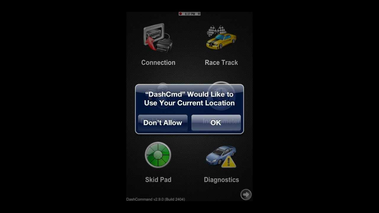 obdii obd2 bluetooth dongle iphone ios 5 0 tutorial youtube. Black Bedroom Furniture Sets. Home Design Ideas