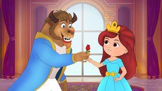 Beautiful Princess Song + Princesses + Baby Shark + T Rex Songs by FunForKidsTV