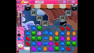 Candy Crush Saga Nivel 1471 completado en español sin boosters (level 1471)