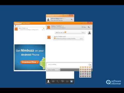 Nimbuzz Video Demo