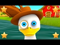 English Nursery Rhymes Collection | 3d Cartoon Song For Kids, Children & Toddlers | Little Treehouse video