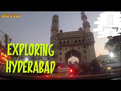 Exploring Hyderabad | Karachi bakery | charminar |