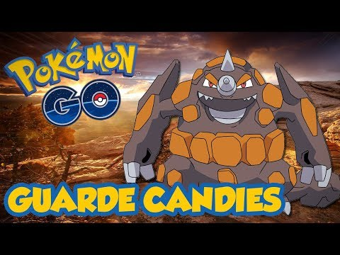 MUITO IMPORTANTE!!!GUARDE ESTAS CANDIES! – Pokémon Go