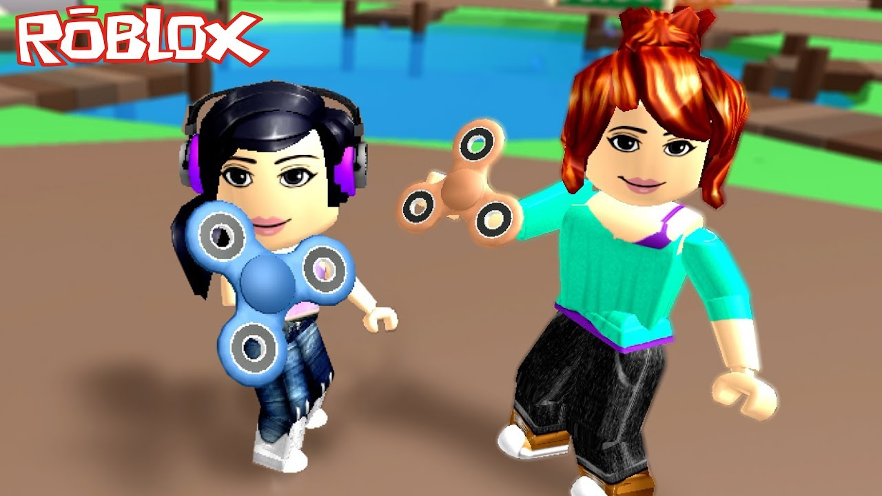 fidget spinner games on roblox