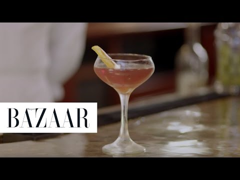 How To Make The Perfect Manhattan