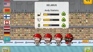 Puppet Hockey #1/Кукольный хоккей
