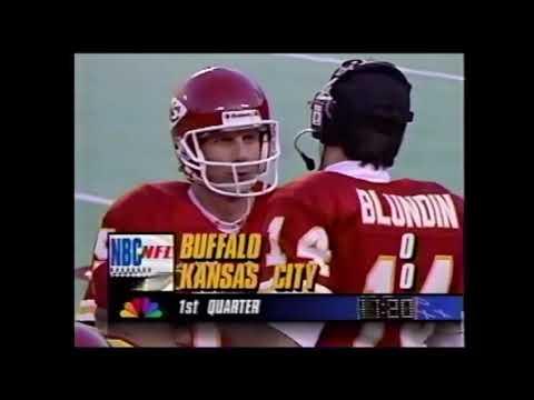 1993 NFL Bills at Chiefs