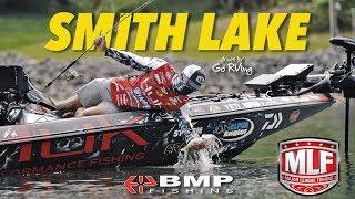 $6000 TIE-BREAKER ON SMITH LAKE! BMP FISHING