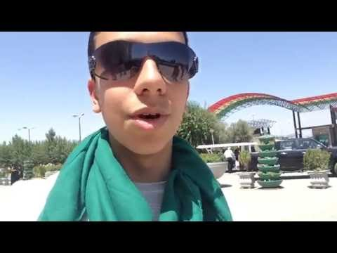 Day 4 Vlog (Tehran) - IT'S SO BIG!