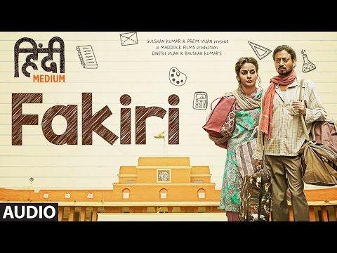 """Fakiri"" Full Audio Song | Irrfan Khan ,Saba Qamar |  Neeraj Arya | T-Series Mp3"